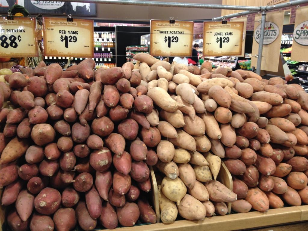 Sweet Potato Party!