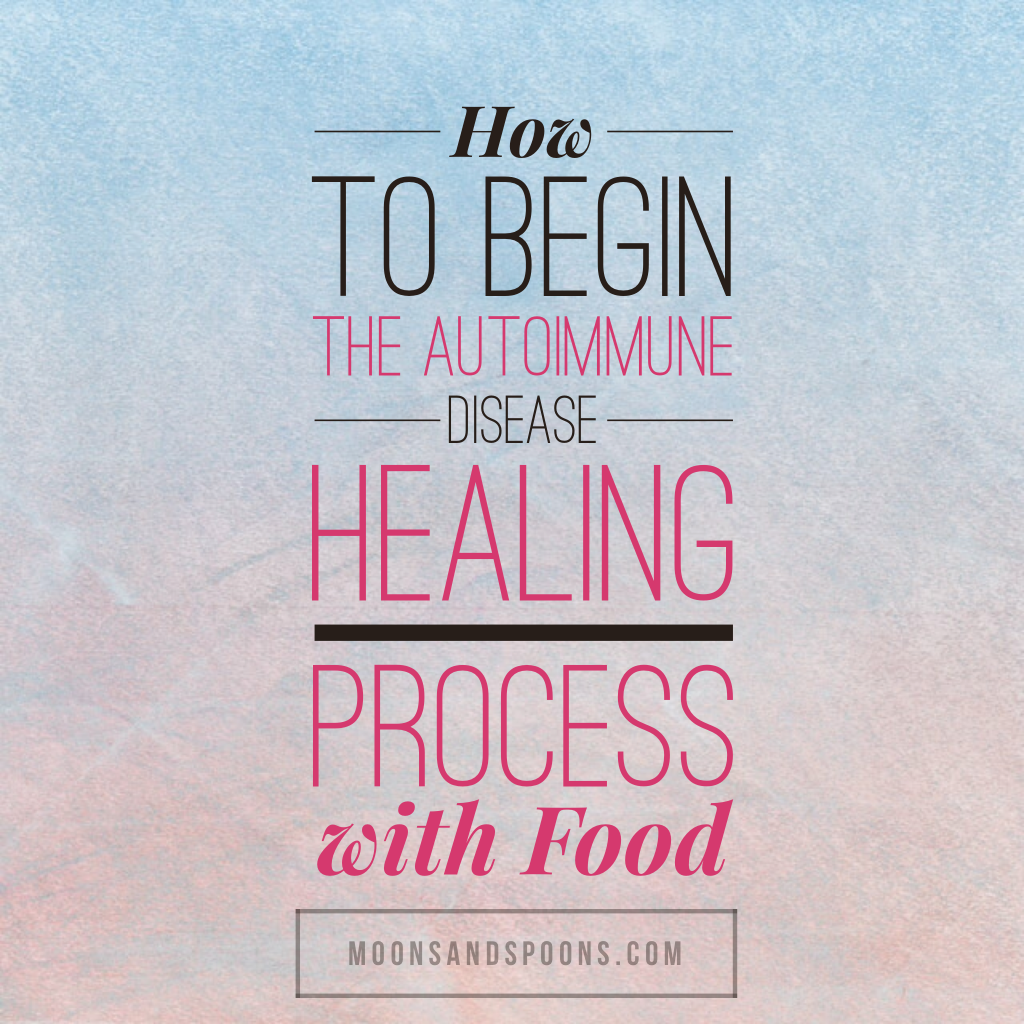 Healing Autoimmune Disease with Food